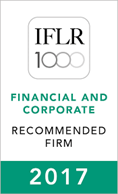 FINANCIAL AND CORPORATE RECOMMENDED FIRM